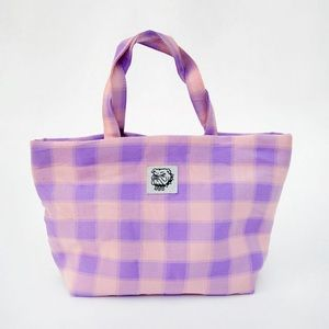 BDG Lacey Mini Printed Tote Bag